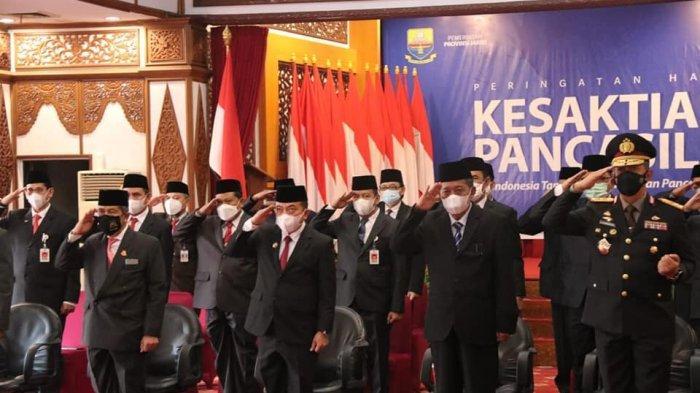 Peringati Hari Kesaktian Pancasila, Gubernur Jambi Al Haris: Perkuat Persatuan dan Kesatuan Bangsa