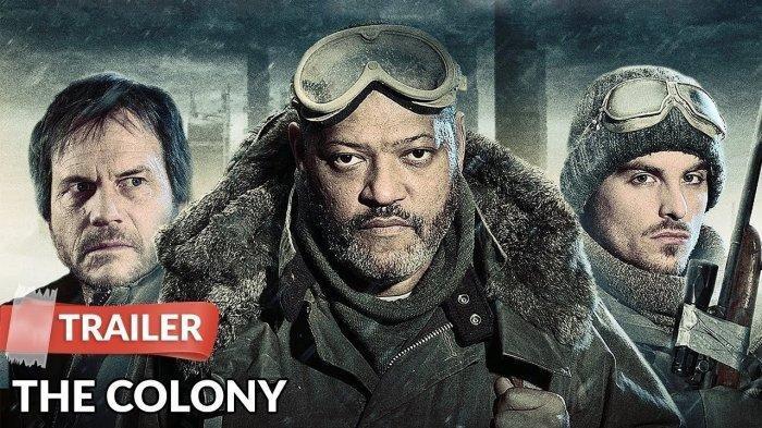 Sinopsis Film The Colony,Tayang Bioskop Trans TV Selasa (3/3) Malam Ini,Kisah Mencekam Pasca Kiamat