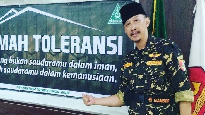 Permadi Arya alias Abu Janda kembali membuat kontroversi dengan menyebut Islam agama arogan