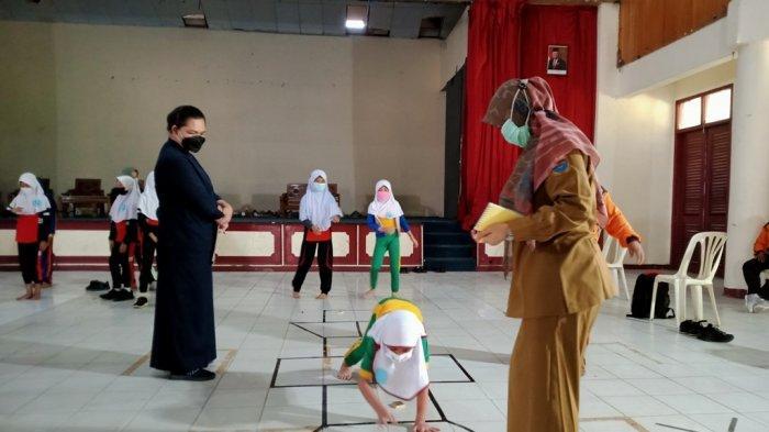 Tiga Permainan Tradisional Kembali Dilombakan di Museum Siginjai Jambi