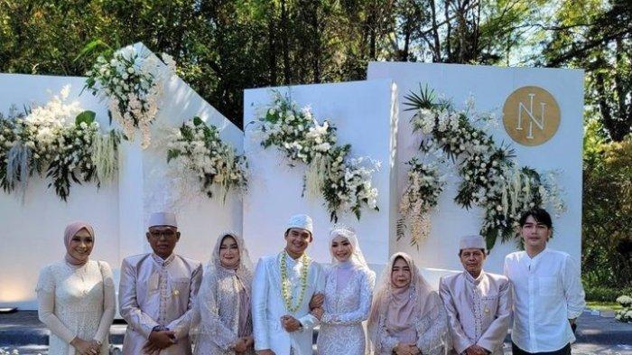 Ikbal Fauzi Pemeran Rendy Ikatan Cinta Resmi Menikah, Tagar Hari Patah Hati Pondok Pelita Trending
