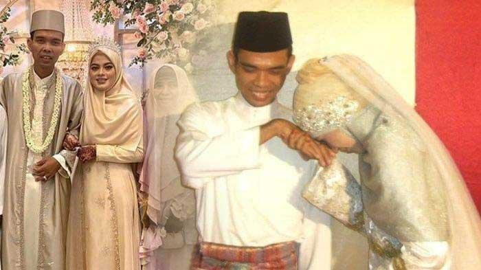 UAS Menikahi Fatimah dengan Maskawin 244 Gram Emas