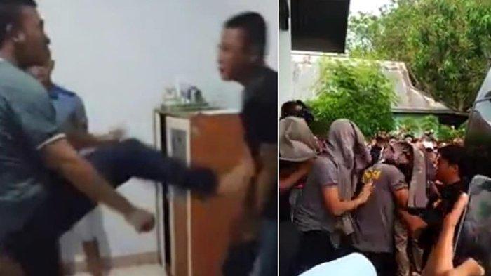 Viral Video Polisi Senior Hajar Juniornya, Berawal dari Sapaan yang Tak Digubris Saat Live Instagram