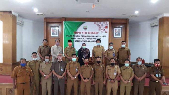 BREAKING NEWS Fadhil Arief Pamit, Ini yang Dikatakan Bupati Masnah hingga Buat Matanya Merah