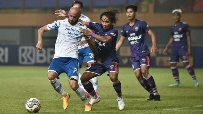 Hasil dan Jadwal Pertandingan Liga 1 Indonesia, Besok Big Match Bali United vs Persib Bandung
