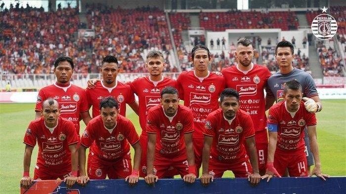 Jadwal Liga 1 2019 - Persija Jakarta Vs Madura United, Misi Macan Kemayoran Jauhi Zona Degradasi