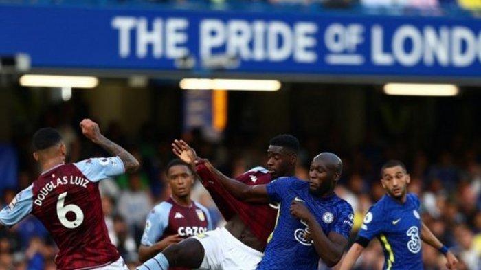 SIARAN LANGSUNG Mola TV, Chelsea vs Aston Villa Malam Ini di Carabao Cup, Intip Prediksi Starting XI
