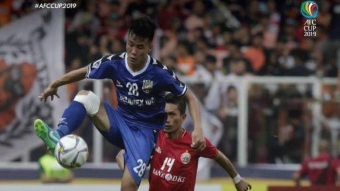 Jadwal Shan United vs Persija Jakarta di Piala AFC 2019, Live metube.id Prediksi dan Head to Head