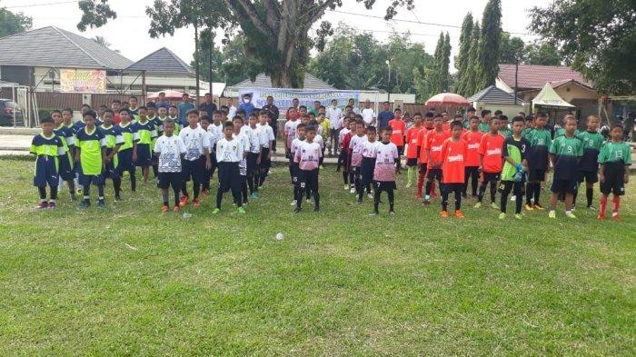 United Sarolangun Borong Dua Kelas di Soeratin Cup U13 dan U15, Pemenang Wakili Tingkat Provinsi