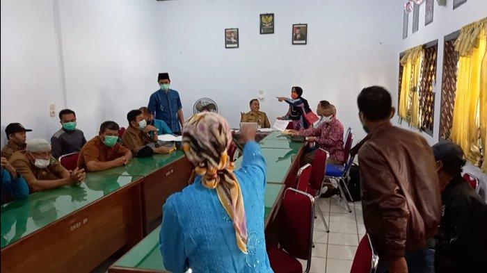 Jelaskan ADD, Pjs Kades Pulau Panjang: Dana Desa Terlanjut untuk Pembangunan Jalan
