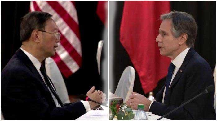 Menteri AS dan Diplomat China Saling Sindir, Joe Biden : Saya Sangat Bangga