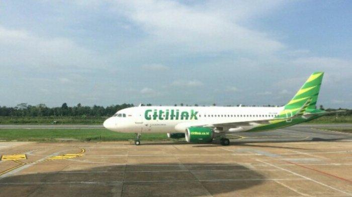 Penerbangan QG 964 rute Cengkareng - Jambi Sempat Delay, Ini Klarifikasi dari Citilink