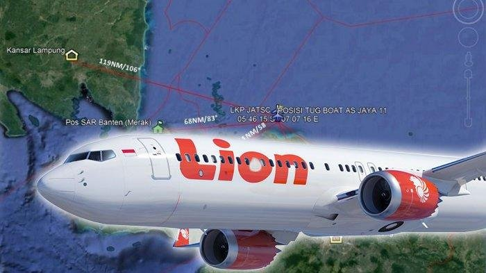 Deretan Insiden yang Dialami Pesawat Lion Air, Mulai Gagal Terbang, Jatuh hingga Pesawat Putar Balik