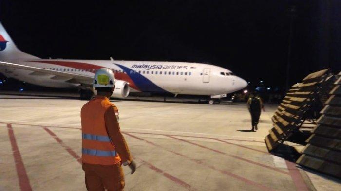 Malaysia Airline Mendarat Darurat di Bandara Jambi, Ini Penyebabnya Menurut Angkasa Pura