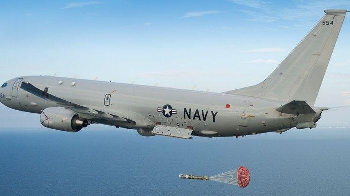 Amerika Turun Tangan Cari KRI Nanggala-402, Turunkan Pesawat P-08 Poseidon, Intip Kehebatannya