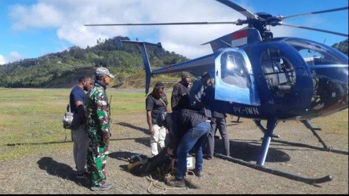 Pesawat Rimbun Air Ditemukan Hancur Usai Hilang Kontak di Papua