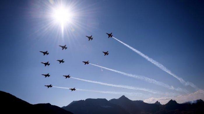 Angkatan Udara (PLA) China Bakal Unjuk Diri Pamerkan Pesawat Tempur Barunya di Acara Akbar Ini