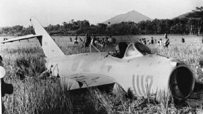 Tak Disangka, Pilot AURI Ingin Bunuh Soekarno dengan Pesawat Tempur ini