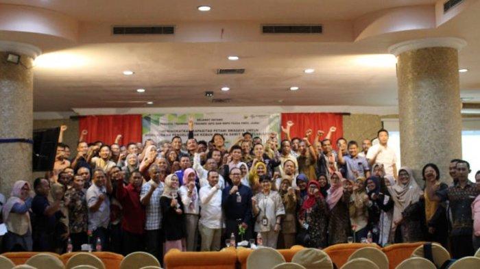 Yayasan Setara dan Dinas Perkebunan Provinsi Jambi Menyelenggarakan ToT ISPO dan RSPO