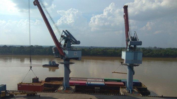 Nilai Ekspor Impor Jambi Menurun, Dipicu Kelompok Pertambangan dan Perkebunan