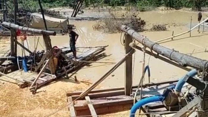 Polisi Cari Keberadaan Pelaku Pembunuhan di Lokasi Peti Sarolangun, Kasat: Pelaku Kabur dari Desa