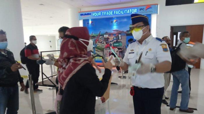 Layanan Tes Covid-19 di Bandara Sultan Thaha Jambi Dipastikan Sesuai Prosedur