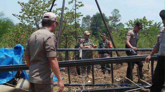 Pasca Dirazia, Aktivitas Illegal Drilling Mulai Lagi, Begini Tanggapan Polisi