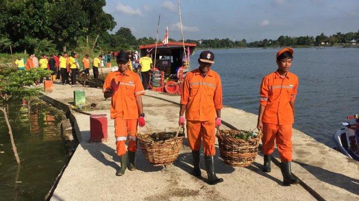 130 Pekerja Kebersihan di Perkim Muarojambi Didata Ulang, Gaji Dibayar Pemerintah Melalui Rekening