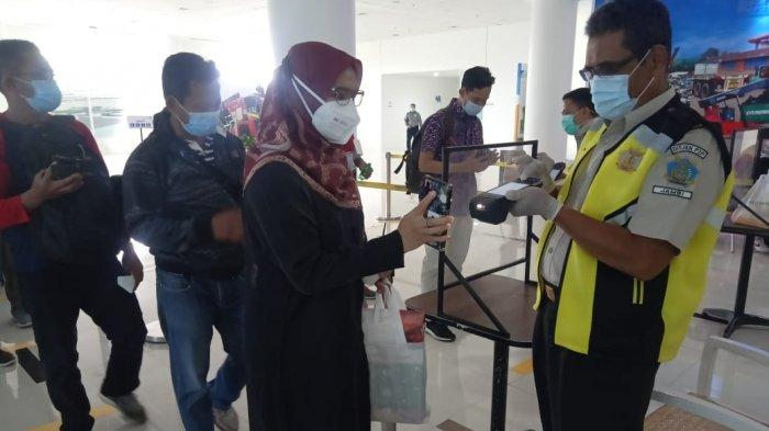 Bandara Sultan Thaha Jambi Belum Berlakukan Rapid test Antigen