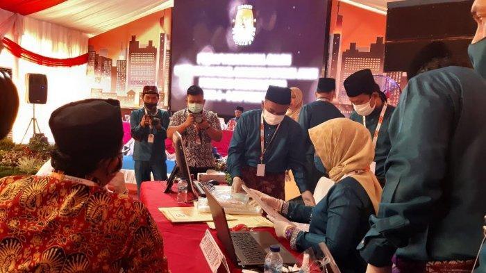 Cek Endra-Ratu Munawaroh Daftar ke KPU, Partai Nasdem Ditolak Jadi Pengusung