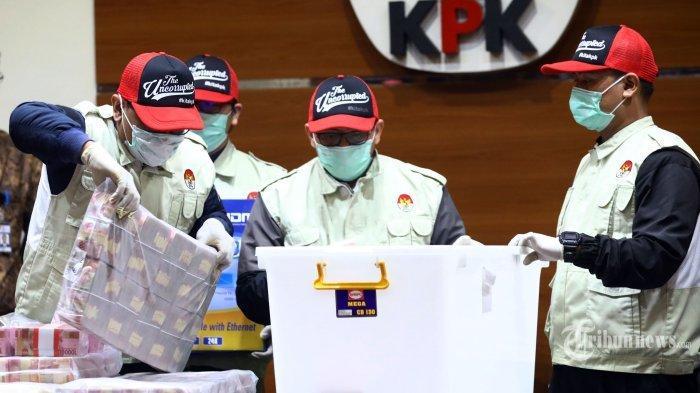 OTT KPK Di Surabaya Jawa Timur, Seorang Ketua Umum Partai Politik Ditangkap