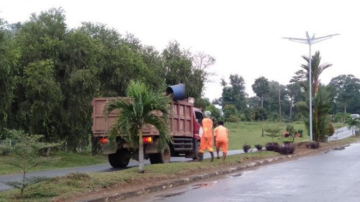 Kebiasaan Buruk Masyarakat Pesisir di Tanjab Timur Buang Sampah di Sungai Harus Ditinggalkan