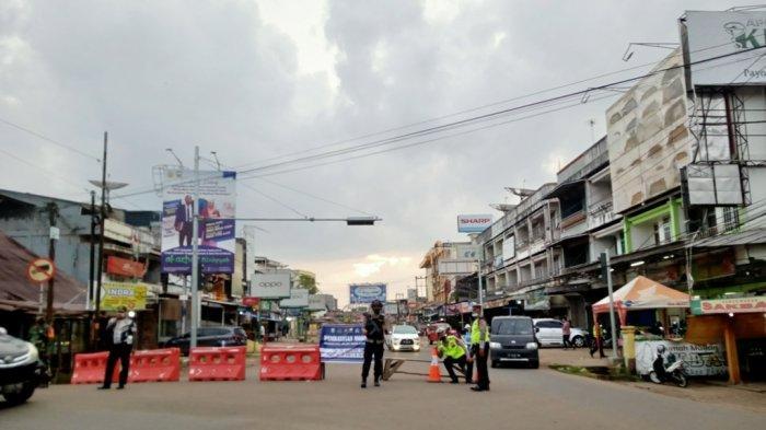 PPKM Level 4 Kota Jambi Diperpanjang Hingga 20 September, Ini Aturan Barunya