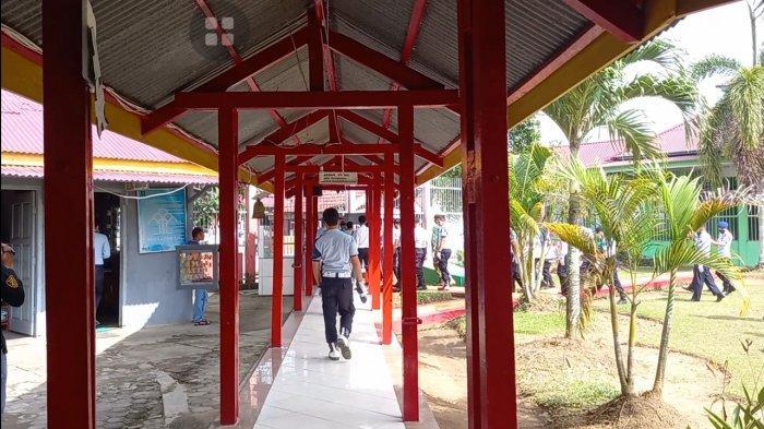BREAKING NEWS Petugas Mendadak Razia Kamar Tahanan Lapas Tebo