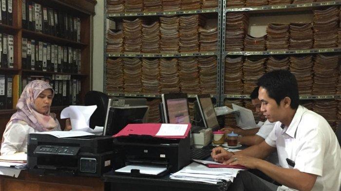 272 CPNS Muarojambi Serahkan Berkas, BKD Entri Data Sebelum Dikirim ke BKN Palembang