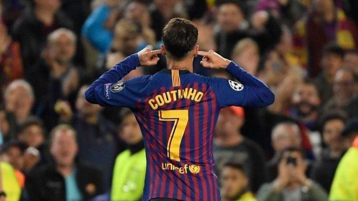 Philippe Coutinho Jadi Target Rekrutan Perdana Newcastle Usai Jadi Klub Paling Tajir di Dunia