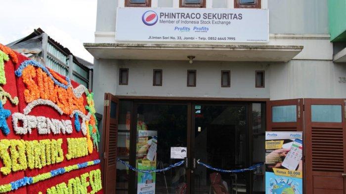 Sambut Bulan Inklusi Keuangan, Phintraco Sekuritas Memberikan Modal Investasi Untuk Calon Investor