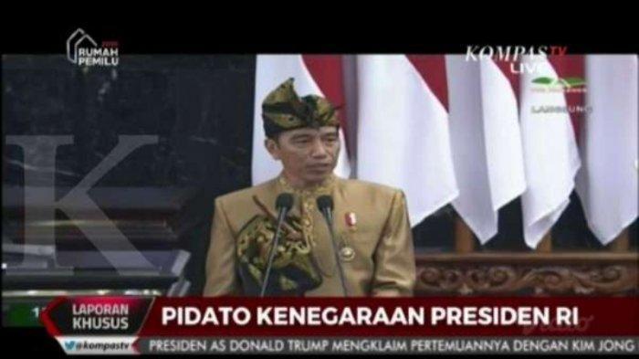 Pidato Presiden, Jokowi Minta Izin Pindahkan Ibu Kota Negara ke Kalimantan, DPD Dukung Penuh