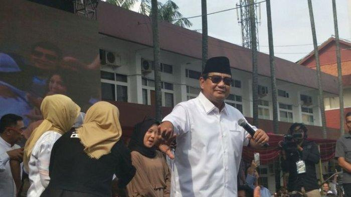 Pilih Joged Saat Diajak Salawatan Nissa Sabyan, Ini Alasan Prabowo Subianto dan Reaksi Nissa