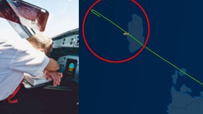 Pilot ini Tertidur Saat Terbangkan Pesawat dan Lari dari Tujuan Sejauh 50 Km