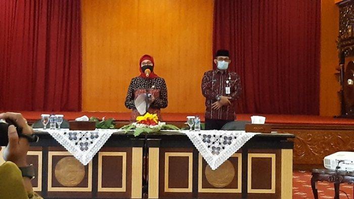 Hari Pertama di Jambi, Pj Gubernur Hari Nur Cahya Murni Ungkap Langkah yang Akan Dia Lakukan