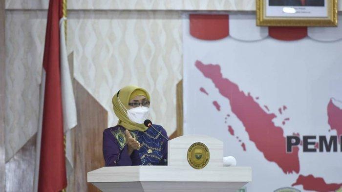 Pj Gubernur Jambi, Dr Hari Nur Cahya Murni