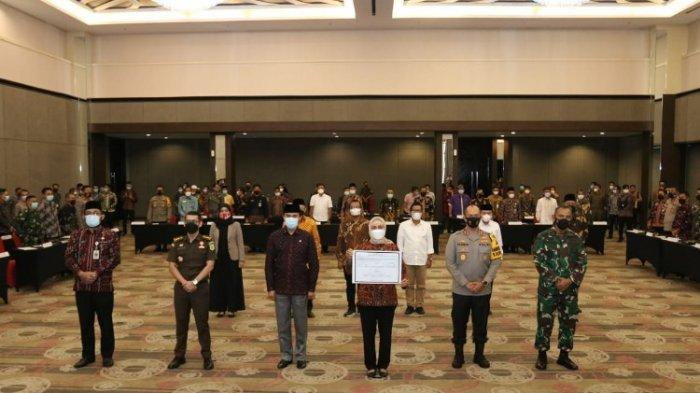 Pj Gubernur Berikan Pengarahan Persiapan Pelaksanan Pemungutan Suara Ulang Pilgub Jambi