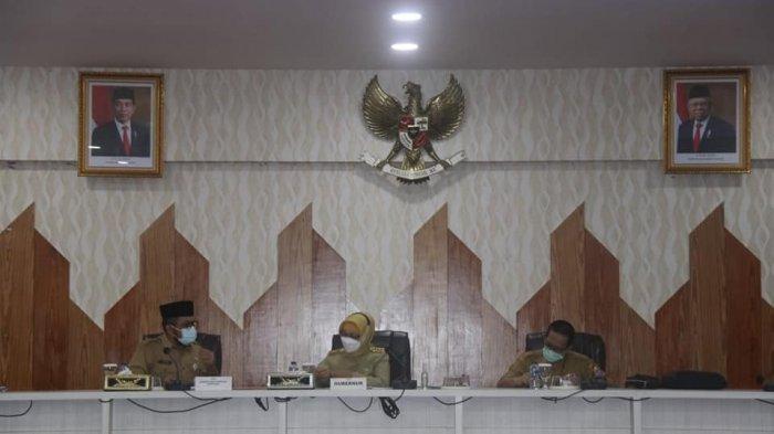 Pj Gubernur Jambi Tekankan Pentingnya Sinkronisasi Program Nasional dan Daerah