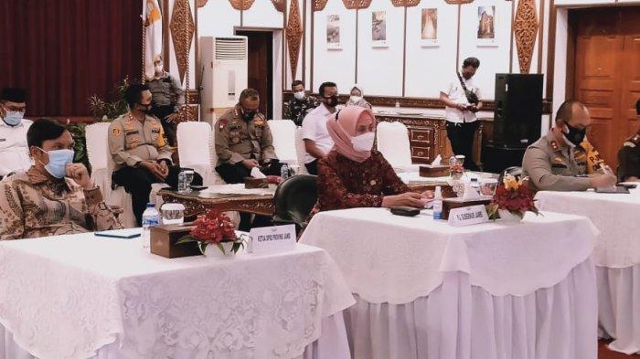 Pj Gubernur Jambi Siapkan Rencana Strategis Antisipasi Bencana Alam dan Karhutla