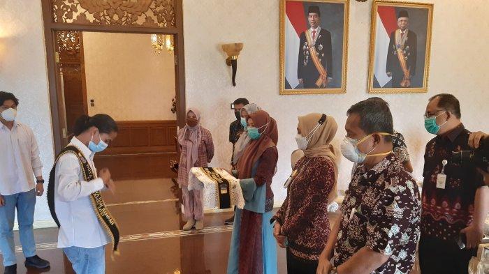 Pj Gubernur Jambi Terima Kunjungan Peserta Muhibbah Budaya Jalur Rempah