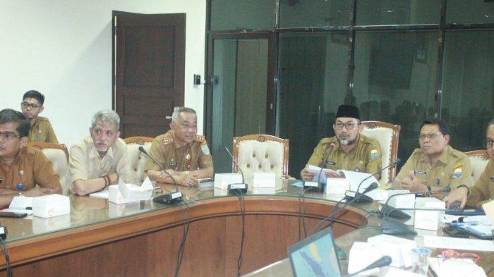 Pj. Sekda : Pemprov Jambi Respon Positif Tawaran Kerjasama Sumatera Barat