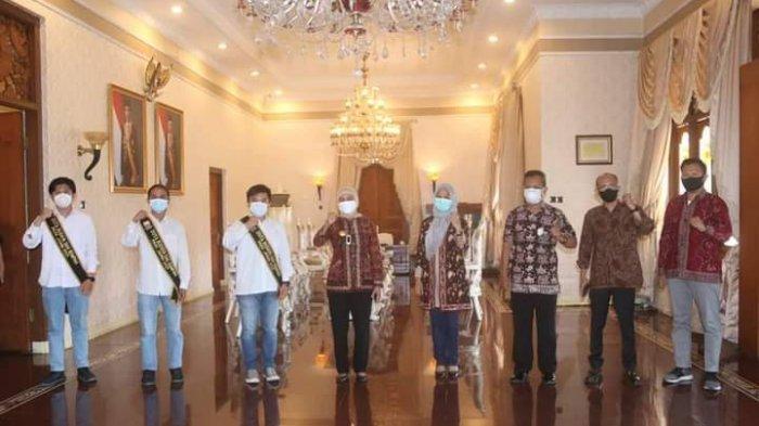 Pj Gubernur Terima Peserta Terpilih Muhibah Budaya Jalur Rempah Provinsi Jambi