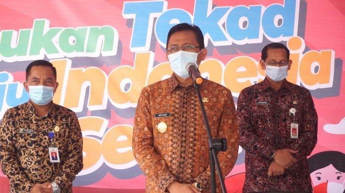Dinas Kesehatan Provinsi Jambi Peringati Hari Kesehatan Nasional Ke-56