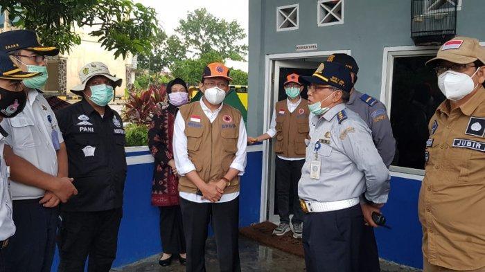 Pjs Gubernur Jambi Pantau Arus Lalu Lintas Hari Pertama Libur Panjang